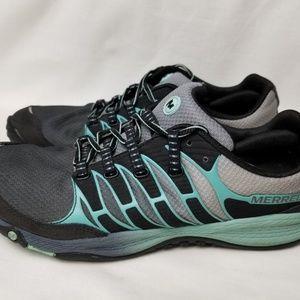 Merrell Women Running Shoes Size 10